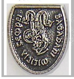 Insigna argint