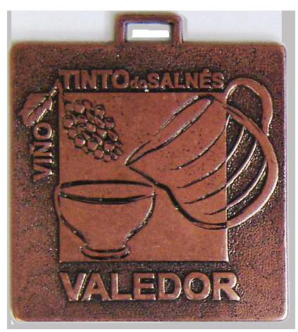 Medalie Valedor
