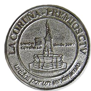 Medalie La Coruna