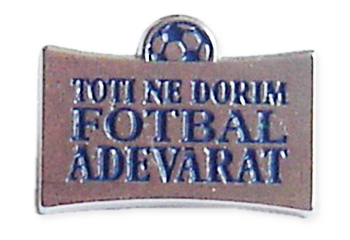 Insigna fotbal