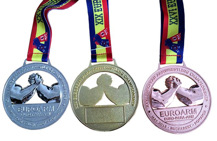 Medalii Euroarm