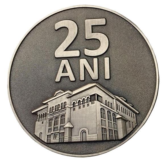 Medalie / fisa